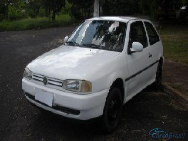 Mais detalhes do Volkswagen Gol CL 1.6 Gasolina