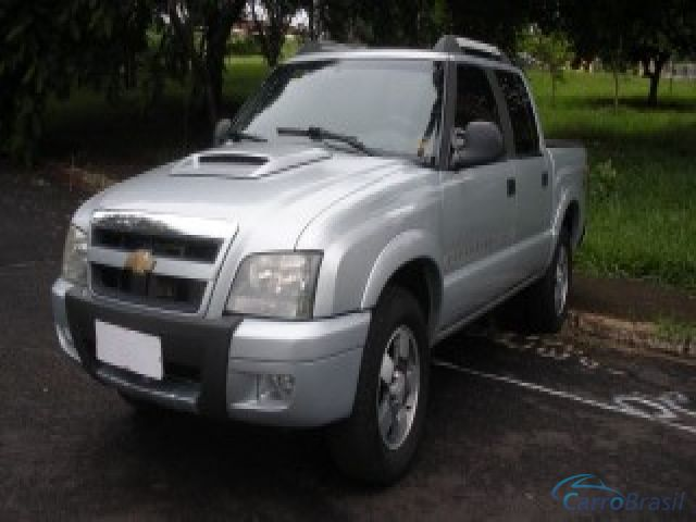 Mais detalhes do Chevrolet (GM) S-10 S10 Executive 2.4 Flex