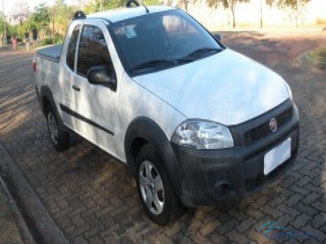 Mais detalhes do Fiat Strada Hard Working 1.4 CE - ( 13.000 Km ) -  Flex