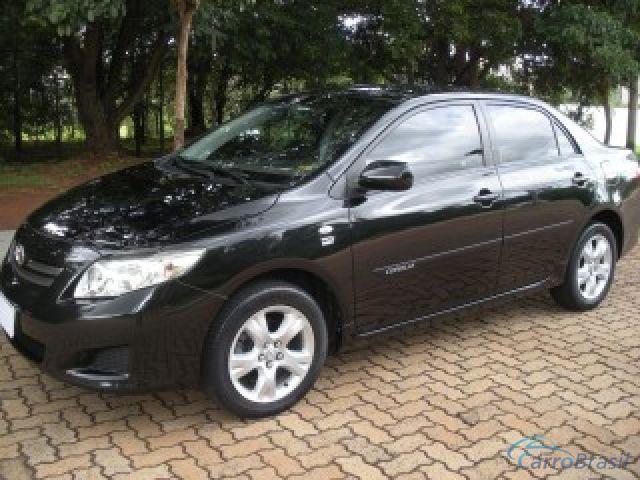 Mais detalhes do Toyota Corolla GLi 1.8 -( 118.000km )- Flex
