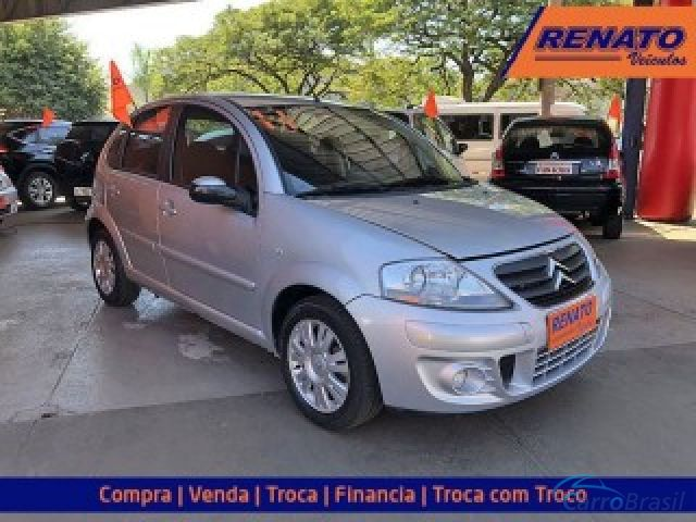 Mais detalhes do Citroen C3 1.4 I EXCLUSIVE 8V FLEX 4P MANUAL Flex