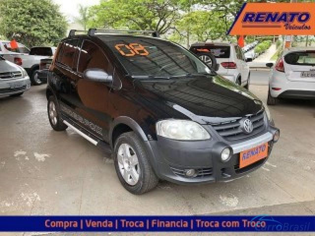 Mais detalhes do Volkswagen CrossFox 1.6 MI FLEX 8V 4P MANUAL Flex