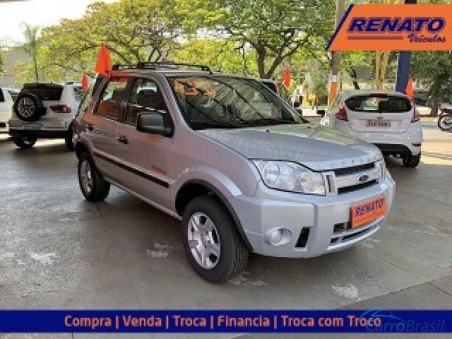 Mais detalhes do Ford EcoSport 1.6 XL 8V FLEX 4P MANUAL Flex