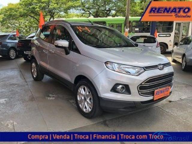 Mais detalhes do Ford EcoSport 2.0 TITANIUM 16V FLEX 4P AUTOMÁTICO Flex