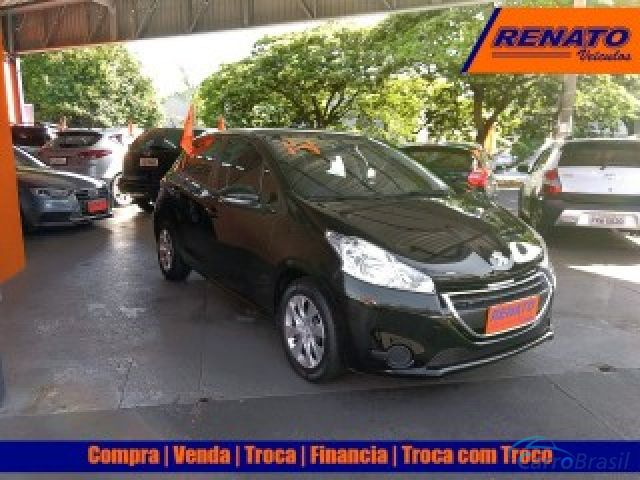 Mais detalhes do Peugeot 208 1.5 ACTIVE 8V FLEX 4P MANUAL Flex