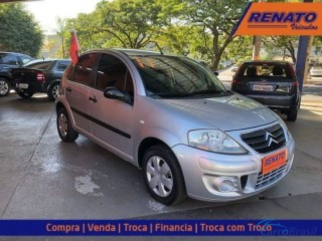 Mais detalhes do Citroen C3 1.4 I GLX 8V FLEX 4P MANUAL Flex