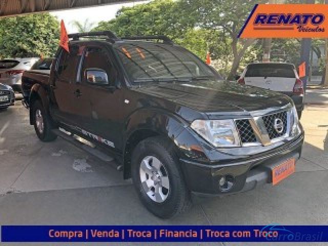 Mais detalhes do Nissan Frontier 2.5 SE STRIKE 4X2 CD TURBO ELETRONIC DIESEL 4P MANUAL Diesel