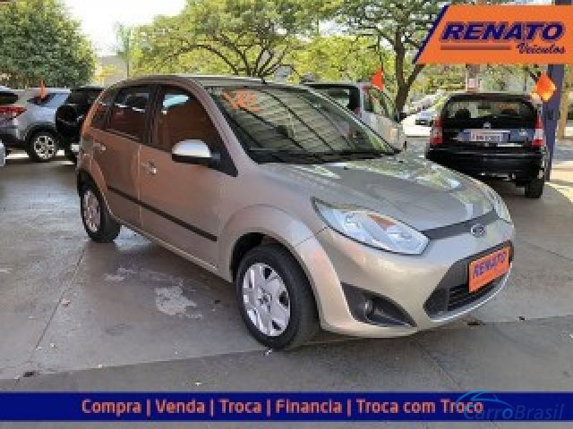 Mais detalhes do Ford Fiesta Sedan 1.6 ROCAM HATCH 8V FLEX 4P MANUAL Flex