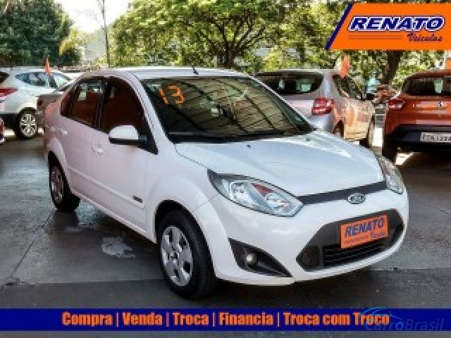 Mais detalhes do Ford Fiesta Sedan 1.6 ROCAM SEDAN 8V FLEX 4P MANUAL Flex