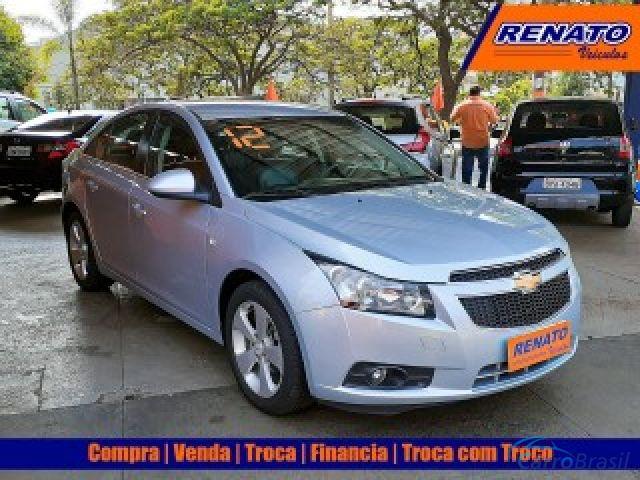 Mais detalhes do Chevrolet (GM) Cruze 1.8 LT 16V FLEX 4P AUTOMÁTICO Flex