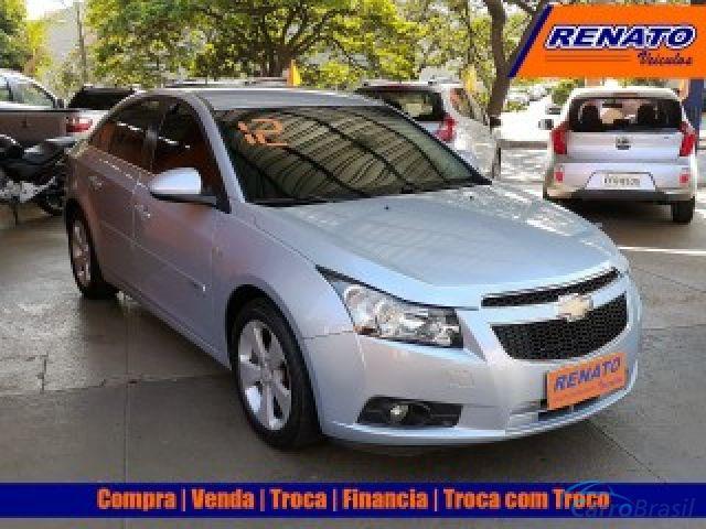 Mais detalhes do Chevrolet (GM) Cruze 1.8 LT 16V FLEX 4P MANUAL Flex