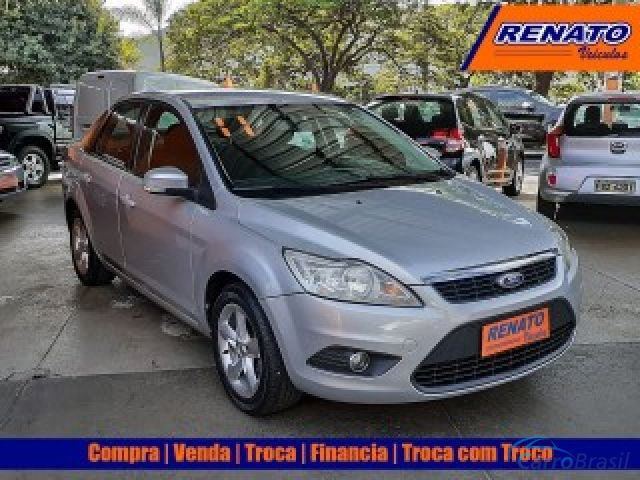 Mais detalhes do Ford Focus 2.0 GLX SEDAN 16V FLEX 4P MANUAL Flex