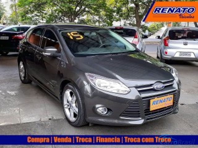 Mais detalhes do Ford Focus 2.0 SE PLUS 16V FLEX 4P POWERSHIFT Flex