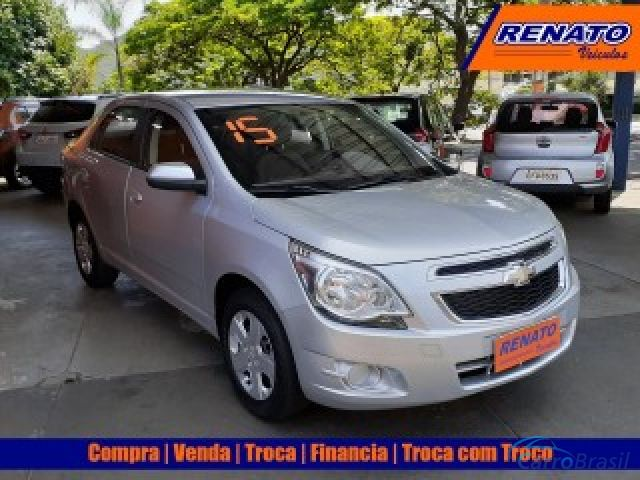 Mais detalhes do Chevrolet (GM) Cobalt 1.8 MPFI LT 8V FLEX 4P MANUAL Flex