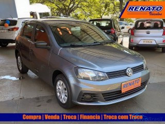 Mais detalhes do Volkswagen Gol 1.6 MSI TOTALFLEX COMFORTLINE 4P MANUAL Flex