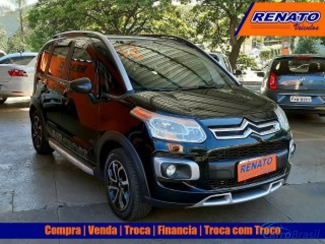 Mais detalhes do Citroen Air Cross 1.6 GLX 16V FLEX 4P MANUAL Flex