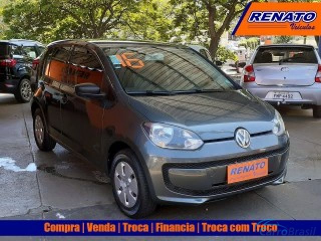 Mais detalhes do Volkswagen Up 1.0 MPI TAKE UP 12V FLEX 4P MANUAL Flex
