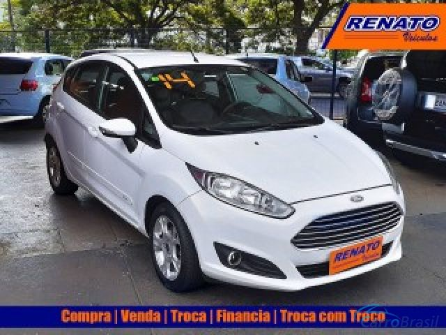 Mais detalhes do Ford Fiesta Sedan 1.6 SE HATCH 16V FLEX 4P POWERSHIFT Flex