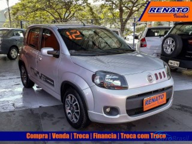 Mais detalhes do Fiat Uno 1.4 SPORTING 8V FLEX 4P MANUAL Flex