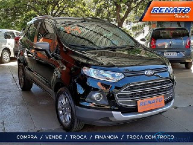 Mais detalhes do Ford EcoSport 1.6 FREESTYLE 16V FLEX 4P MANUAL Flex