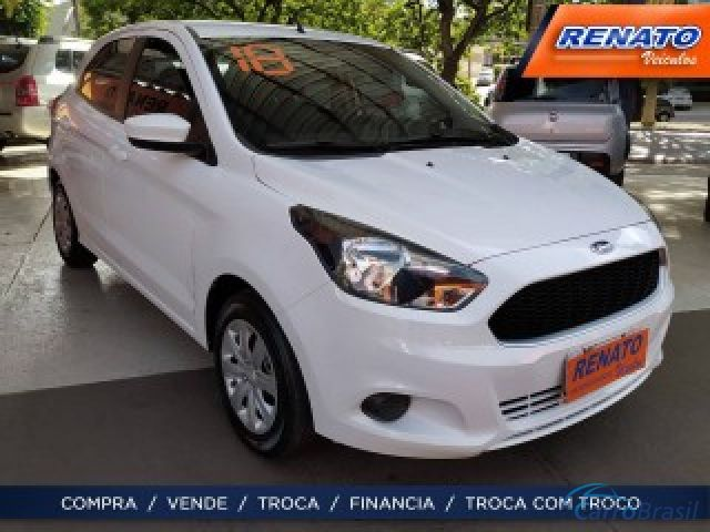 Mais detalhes do Ford Ka 1.0 TI-VCT FLEX SE MANUAL Flex