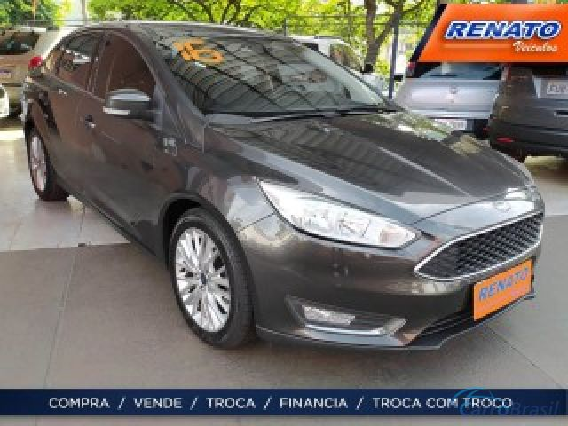 Mais detalhes do Ford Focus 2.0 SE SEDAN 16V FLEX 4P POWERSHIFT Flex