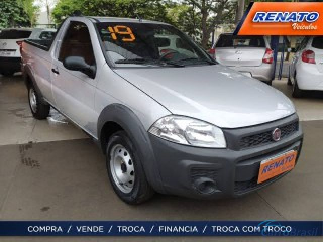 Mais detalhes do Fiat Strada 1.4 MPI HARD WORKING CS 8V FLEX 2P MANUAL Flex