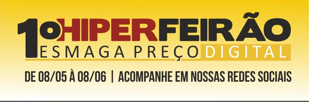 Hiper Feirão de 08/05 ~ 08/06