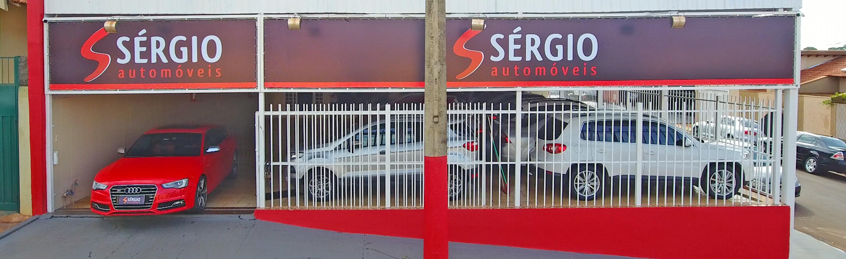 Sérgio Automóveis - Fachada Imagem2